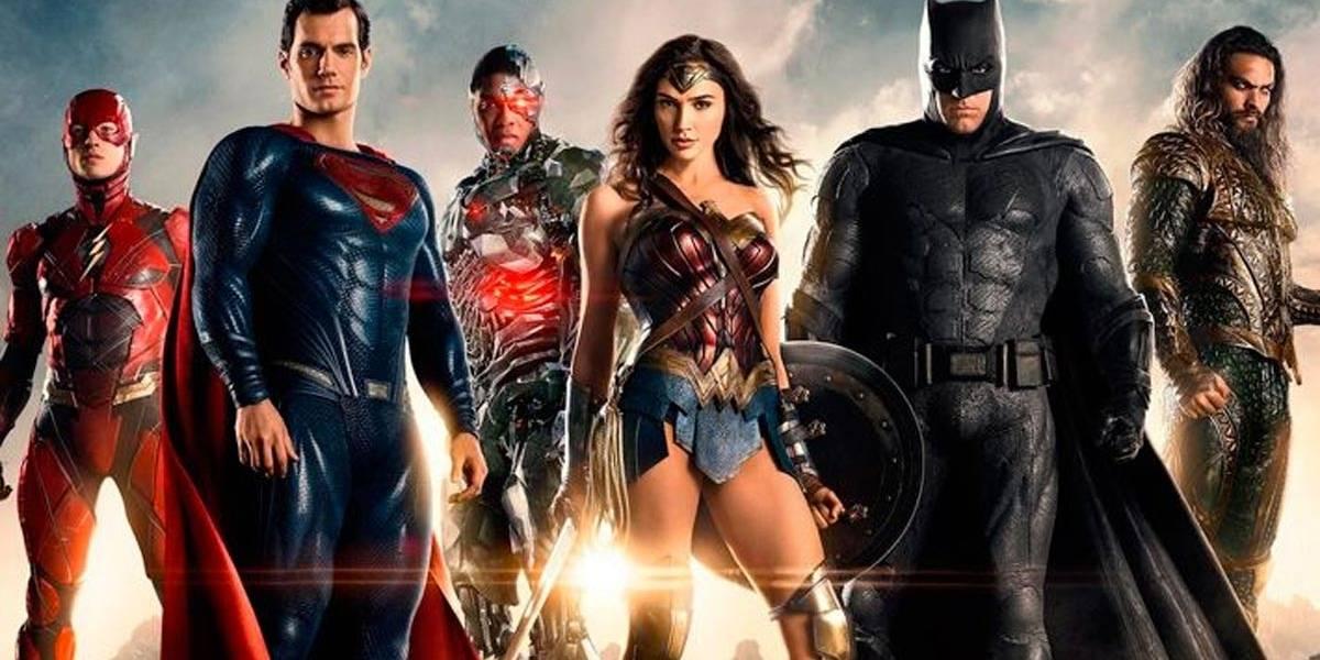 """""""Liga da Justiça"""" é destaque entre filmes que chegam aos cinemas; confira estreias"""