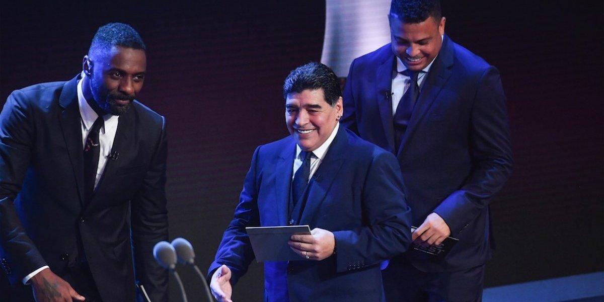 Maradona llega a un acuerdo con el presidente Nicolás Maduro para el Mundial