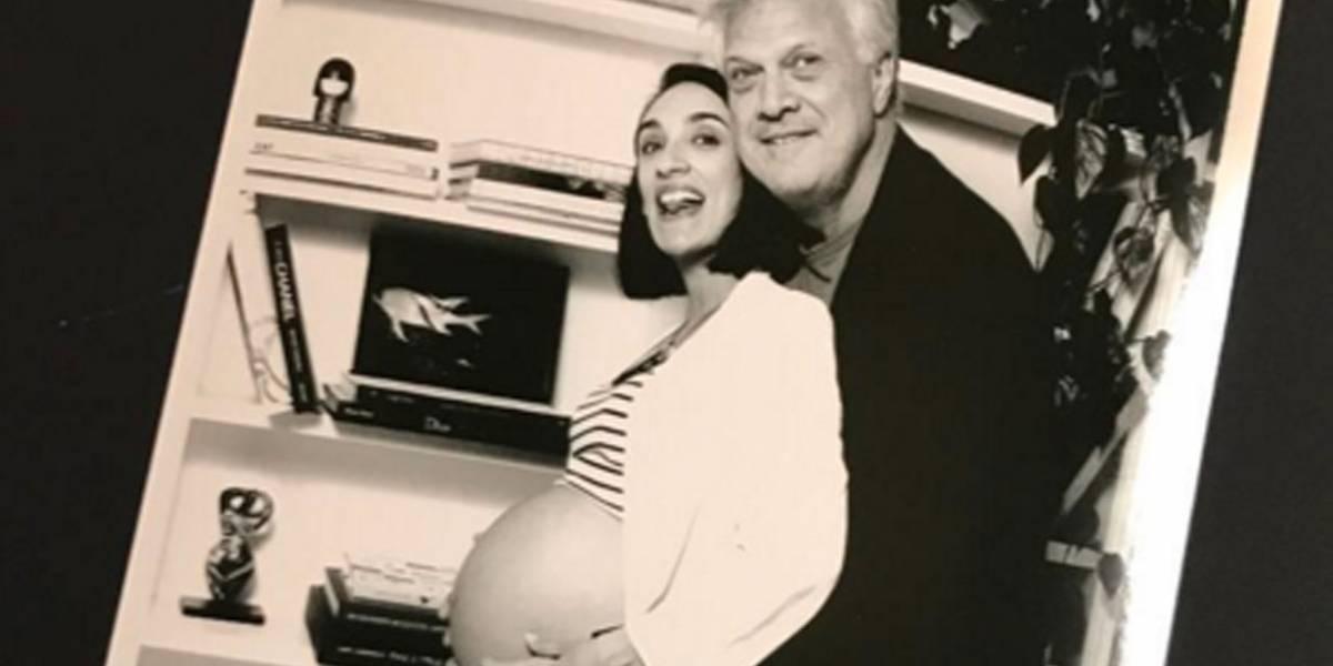 Nasce primeira filha de Maria Prata e Pedro Bial