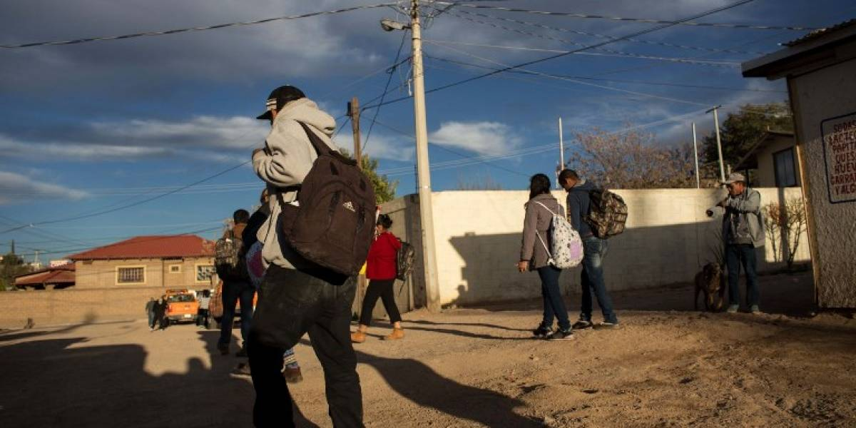Detienen en México a 153 indocumentados, la mayoría son guatemaltecos