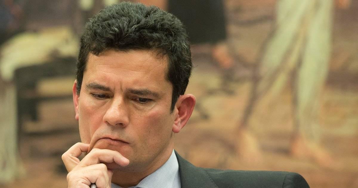 O ex-presidente Lula foi condenado pelo juiz Sérgio Moro a nove anos e meio de prisão