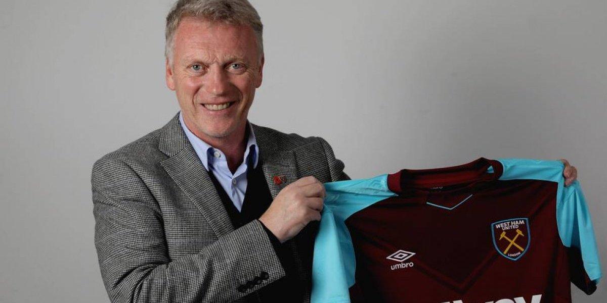 David Moyes es el nuevo entrenador de 'Chicharito' en el West Ham