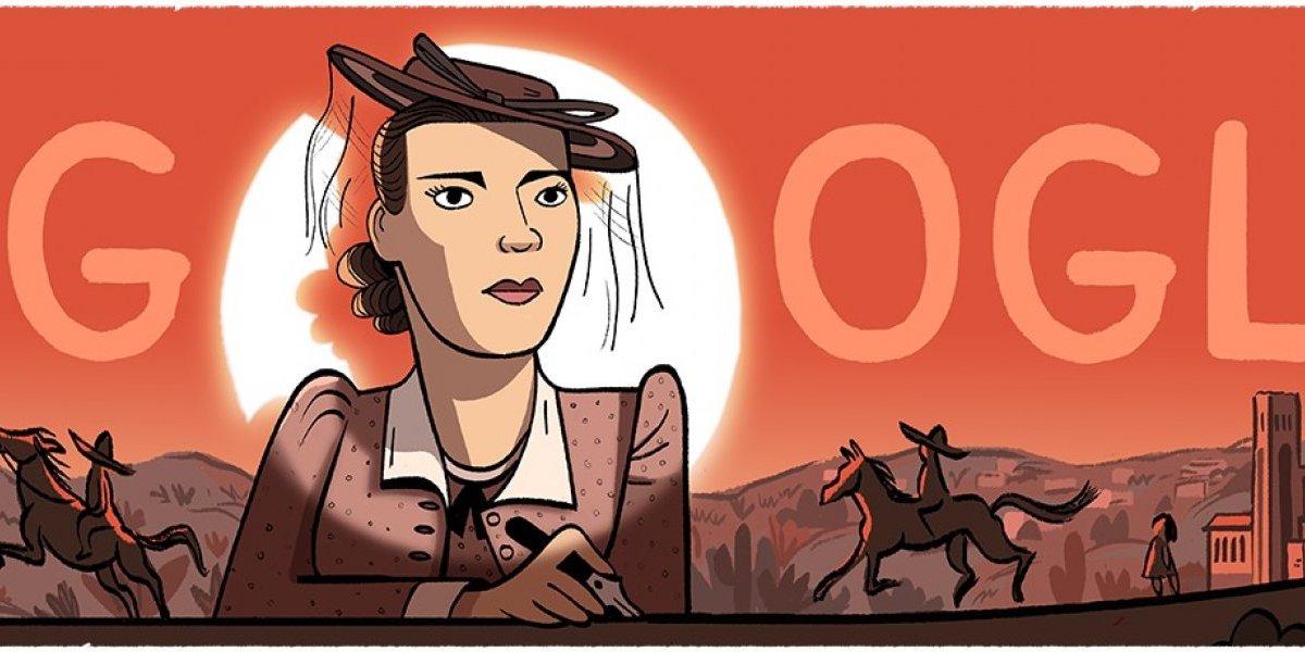 ¿Quién es la mexicana homenajeada por Google?
