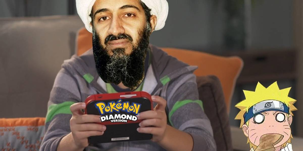 "Shakira, ""Dragon Ball"" y ""Pokemón"": Las fotos, juegos y series que encontraron en el computador de Bin Laden"