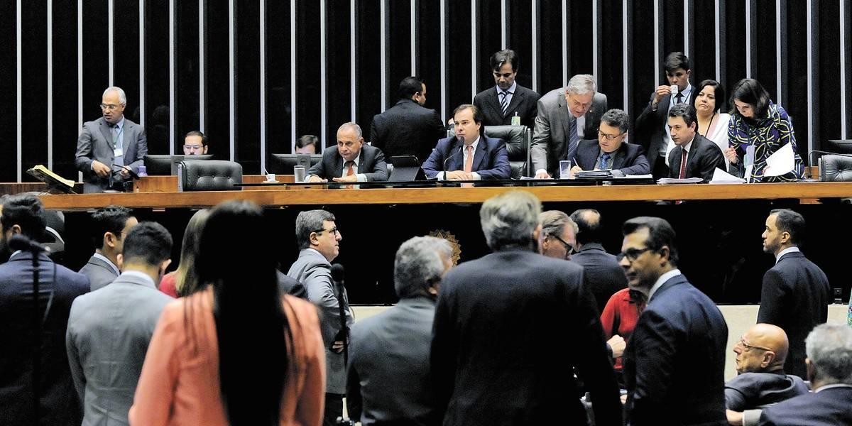 Câmara dos Deputados tira pena leve de menor de 21 anos