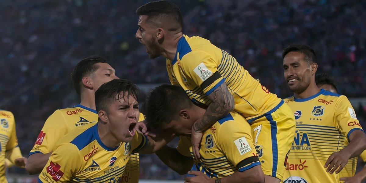Everton se suma a San Luis y disputará amistoso internacional durante el receso