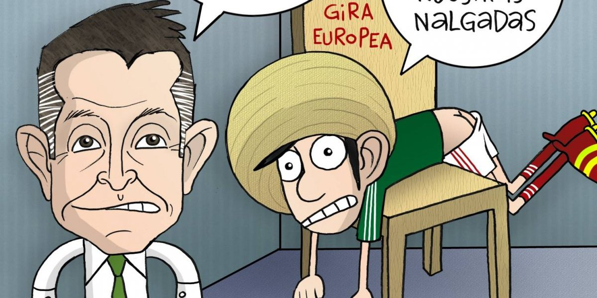 El Tri se medirá ante rivales Bélgica y Polonia; Osorio puntualiza