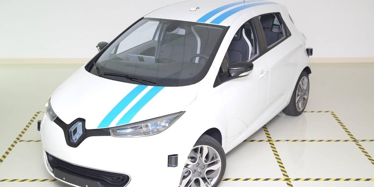 Sistema autónomo de Renault: eficaz como los reflejos de un piloto profesional