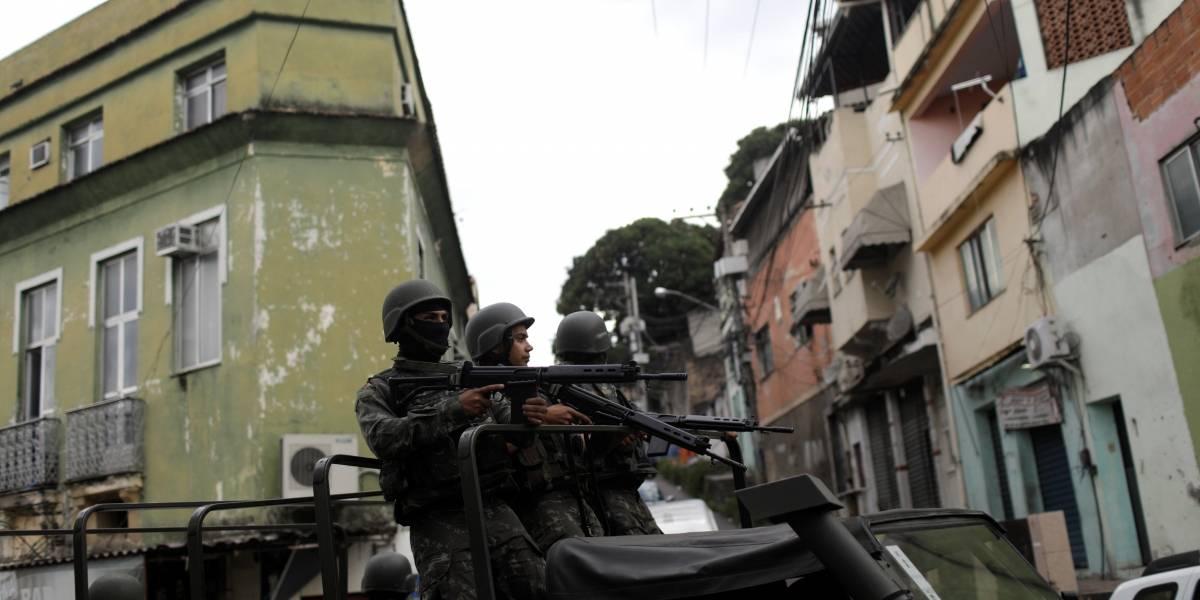 Forças Armadas participam de operação conjunta com polícias em São Gonçalo