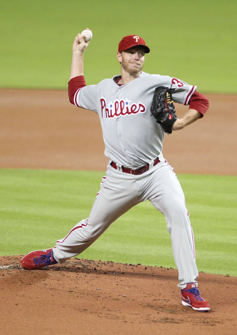 Roy Halladay / Getty Images