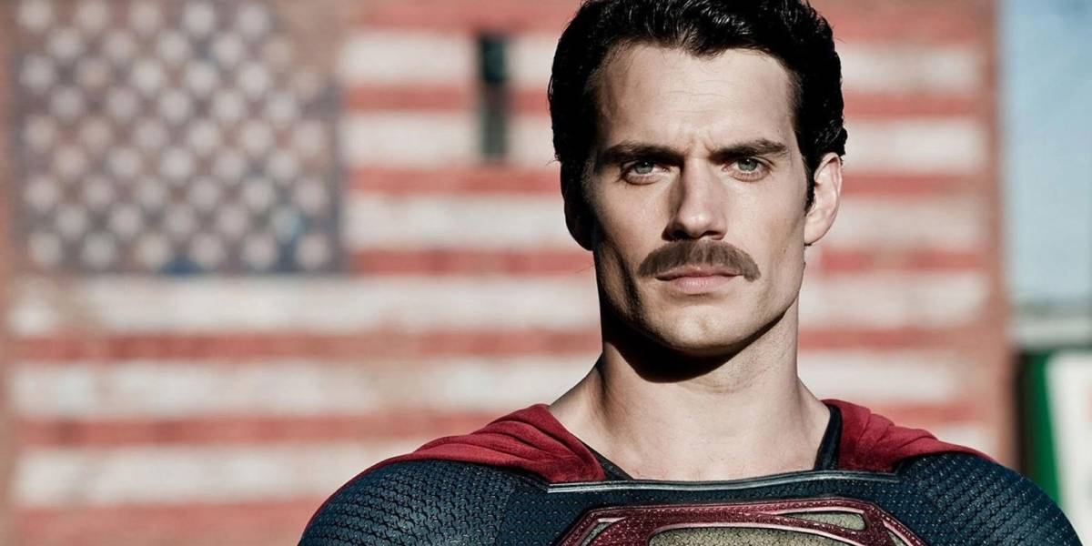 Liga da Justiça: Henry Cavill revela como seu bigode foi removido digitalmente