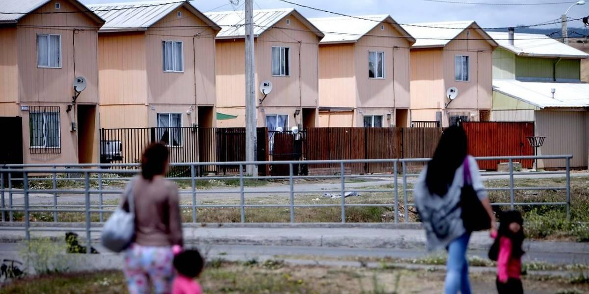 Más de medio millón de familias en Chile requieren una vivienda social