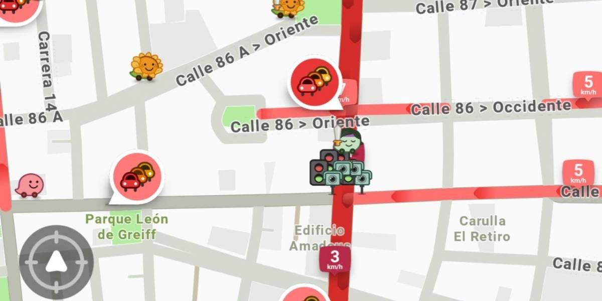 Colombia, entre los peores países para conducir, según Waze