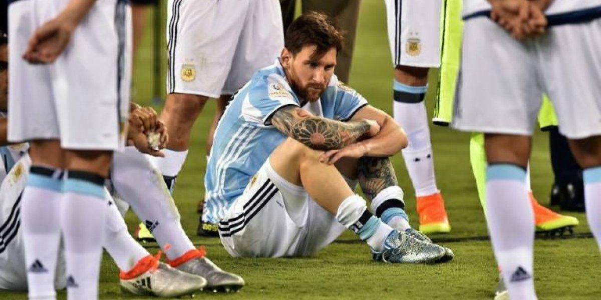 Messi a fondo: elogió a Sampaoli, recordó a la Roja y reveló promesa si son campeones en Rusia