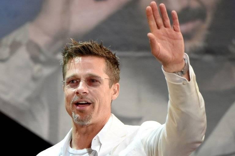Kate Hudson reveló si en realidad salió con Brad Pitt