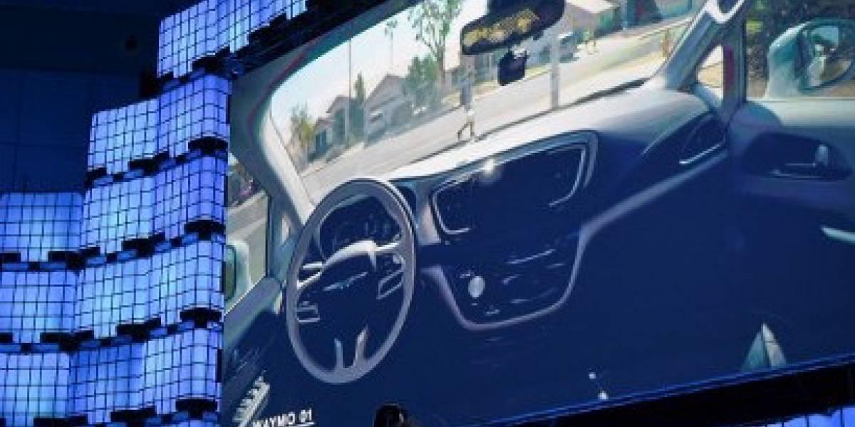 Ya prueban los autos autónomos sin nadie al volante