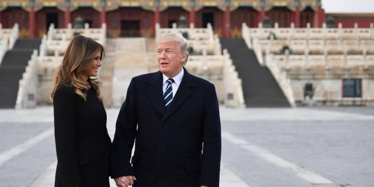 """""""Llegó el tiempo de la fuerza"""": Trump amenaza a Corea del Norte y asegura que Kim convirtió al país """"en un infierno"""""""
