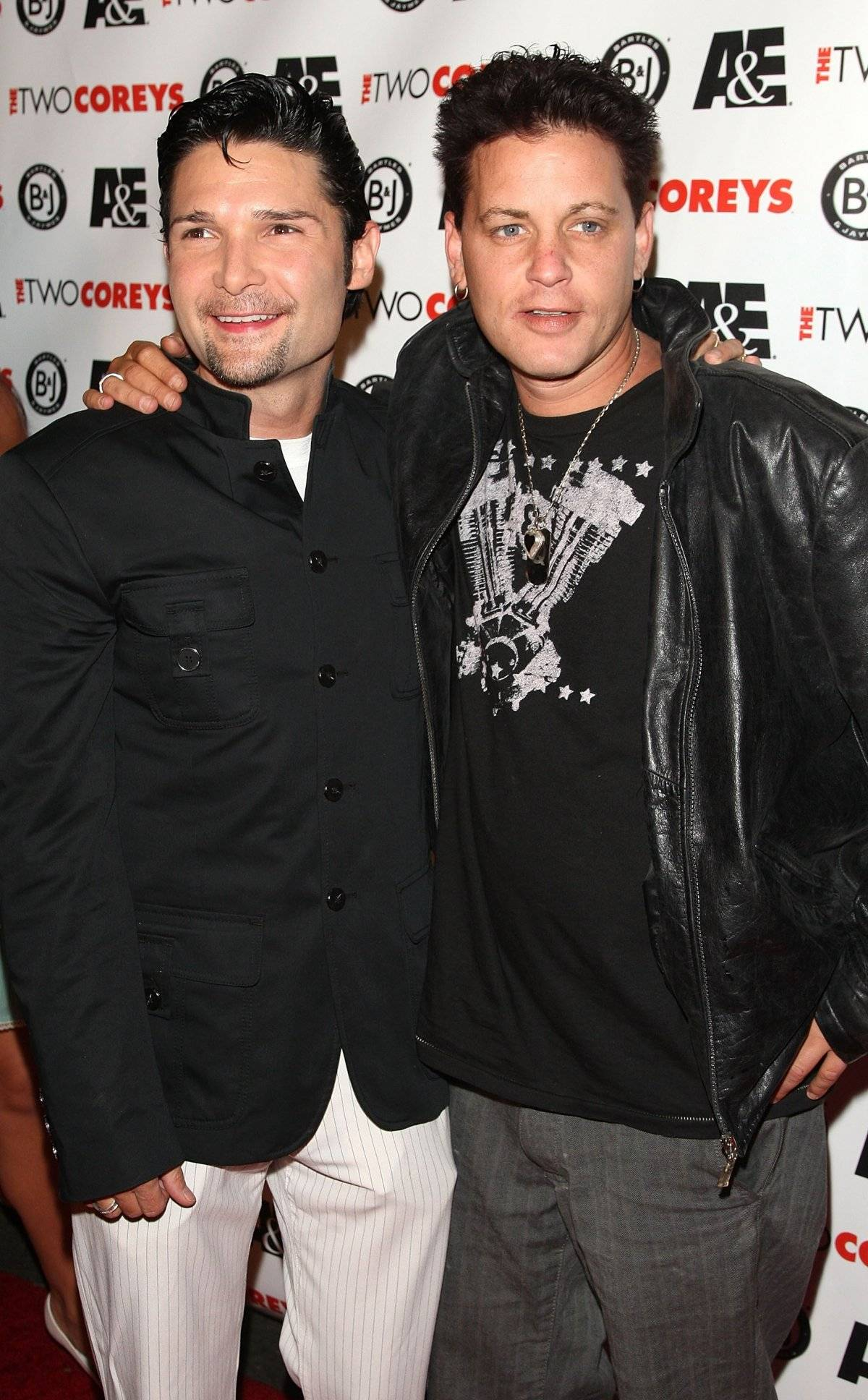 Corey Feldman y Corey Haim