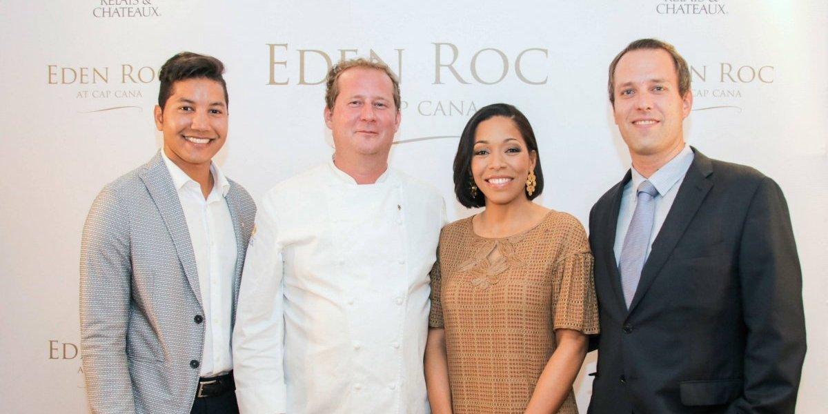 "#TeVimosEn: Eden Roc at Cap Cana presenta ""Thomas Keller Golf & Gastronomy Weekend"""