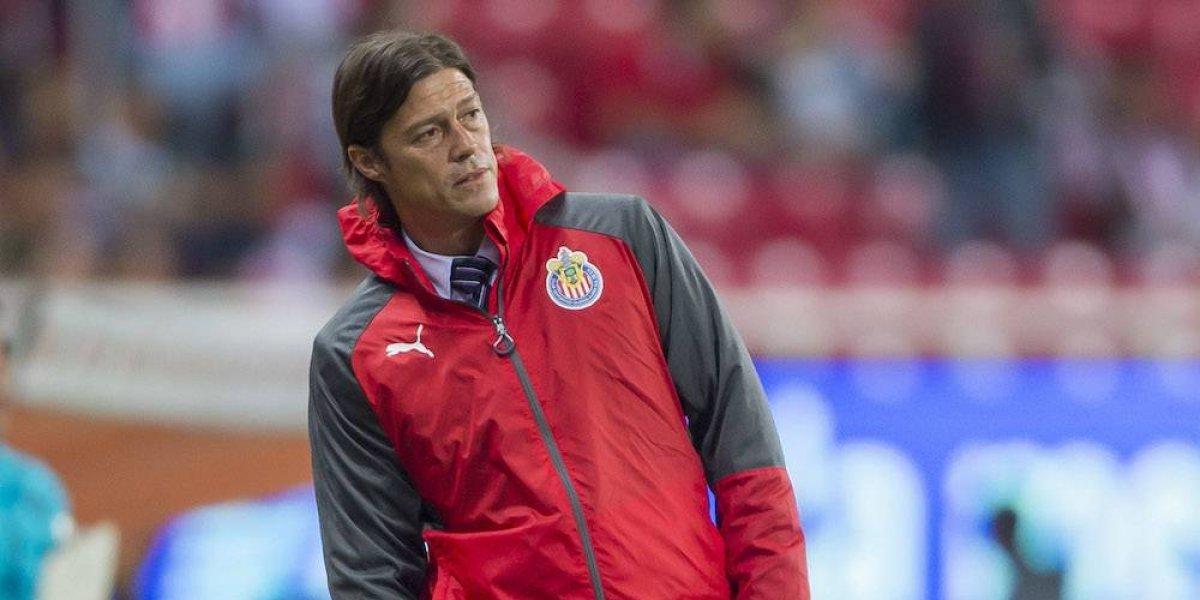 Tres razones de Matías Almeyda para quedarse en Chivas