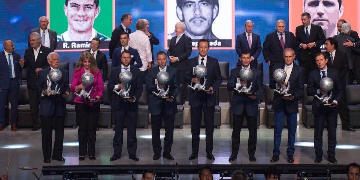 Salón de la Fama del Futbol recibe a sus nuevos 'inmortales'