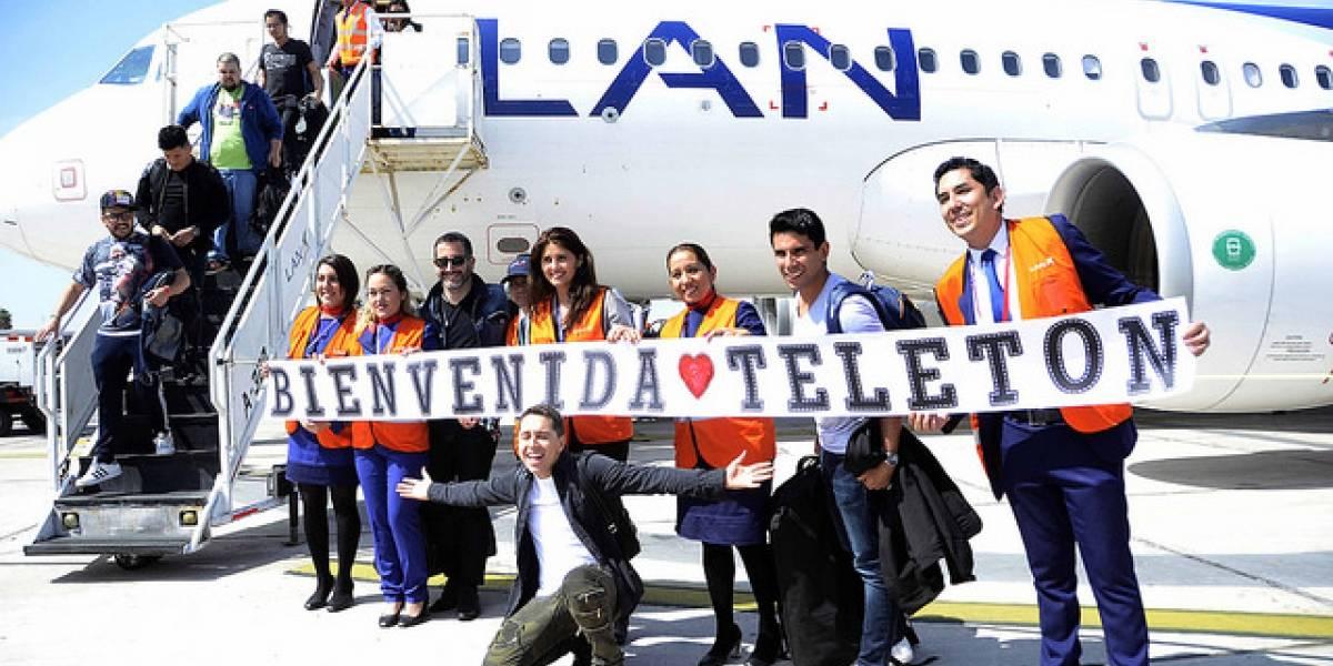 Teletón 2017 inicia en Arica la gira más peculiar de su historia