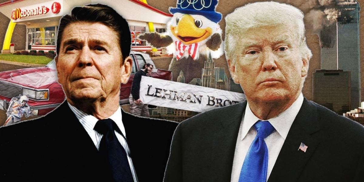"""Cuándo Estados Unidos """"perdió su grandeza"""" y cuánto tuvo que ver la victoria de Donald Trump hace un año"""