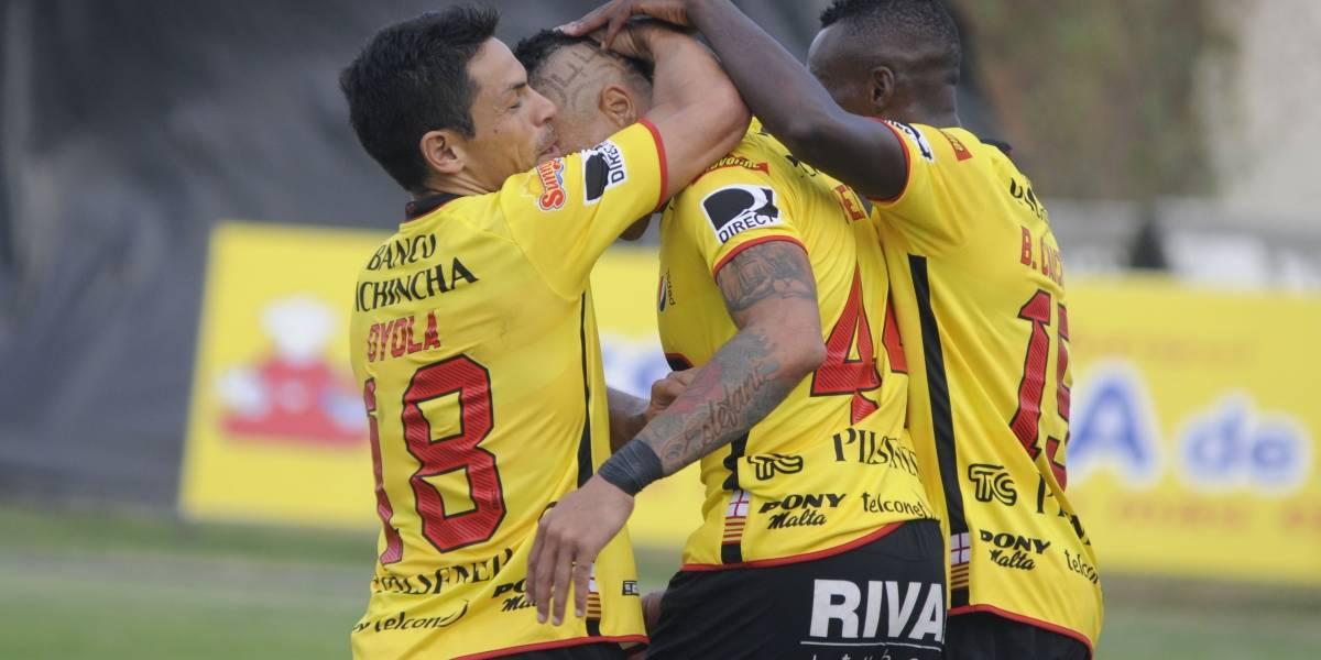 Barcelona y Emelec juegan el tercer clásico del año