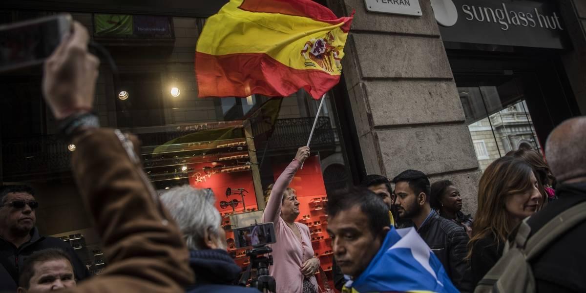 Tribunal Constitucional de España anula la declaración de independencia de Cataluña
