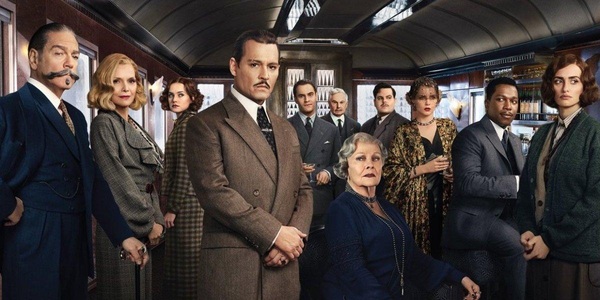 """""""Murder on the Orient Express"""": Una cinta con el estilo de Agatha Christie"""
