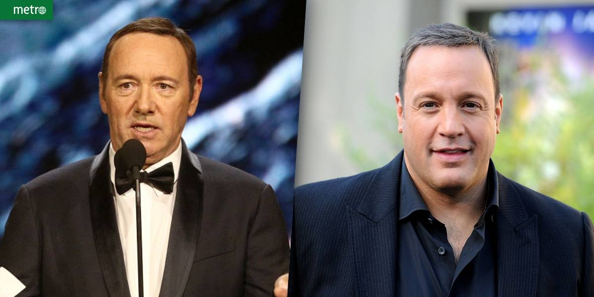 Petição pede que Kevin Spacey seja substituído por Kevin James em House of Cards