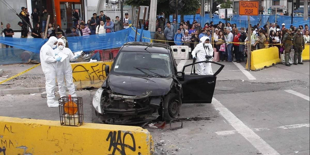 Fallece mujer que recibió una bala disparada por carabinero en incidente de Maipú
