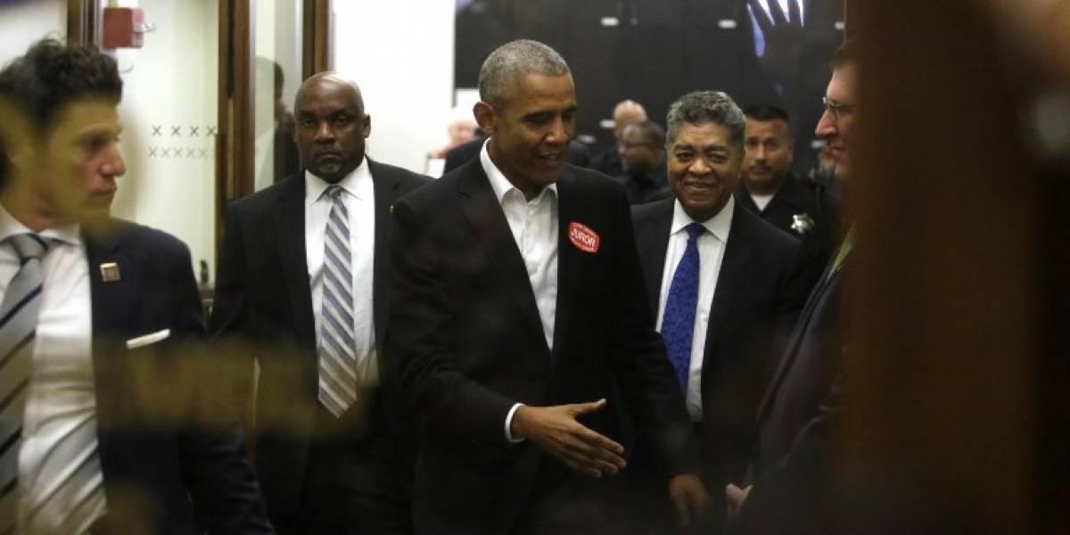 FOTOS. Obama cumple llamado para servir como jurado