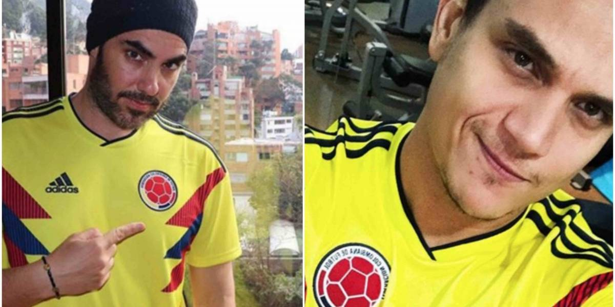 Los otros famosos que recibieron la camiseta de la Selección Colombia y no tienen nada que ver con fútbol