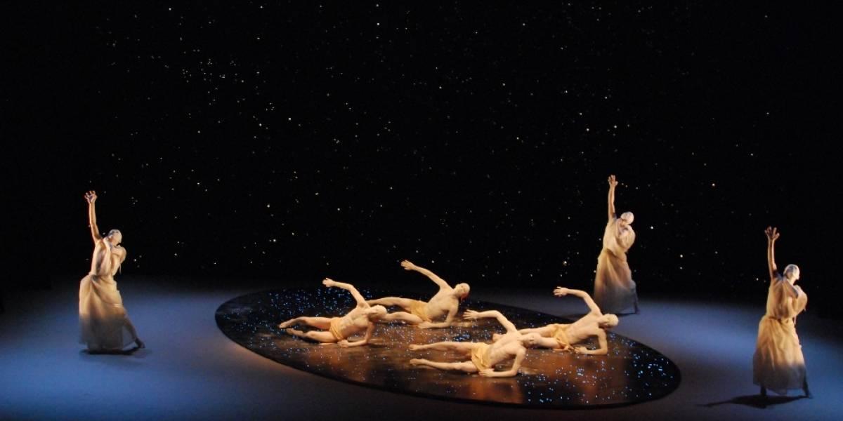Espectáculo de danza japonesa se toma el Teatro Colón