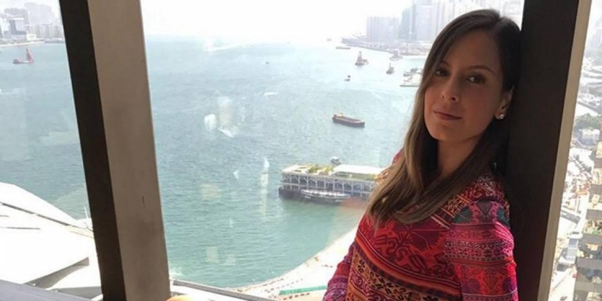 ¿Por qué Laura Acuña no publica fotos con su esposo?