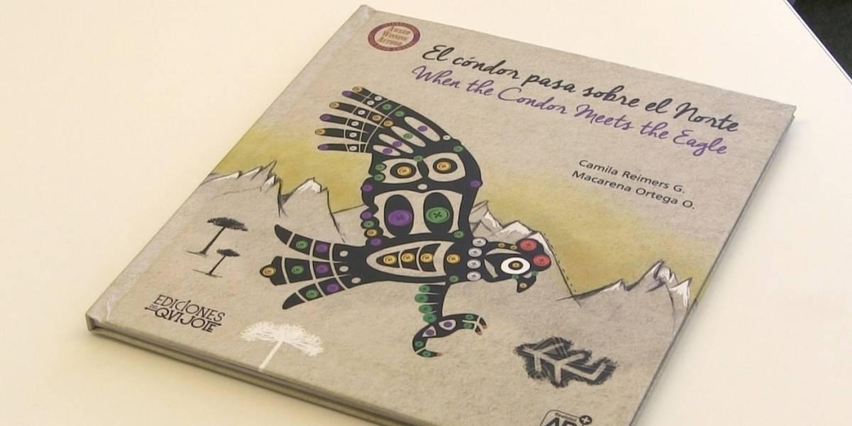 ¡Y es chileno!: Lanzan primer libro que cuenta con su propia aplicación de realidad aumentada