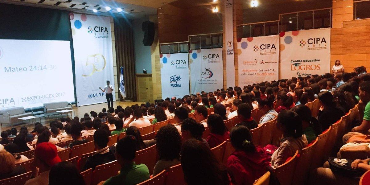 Realizan III Congreso para Padres y Adolescentes, CIPA-2017