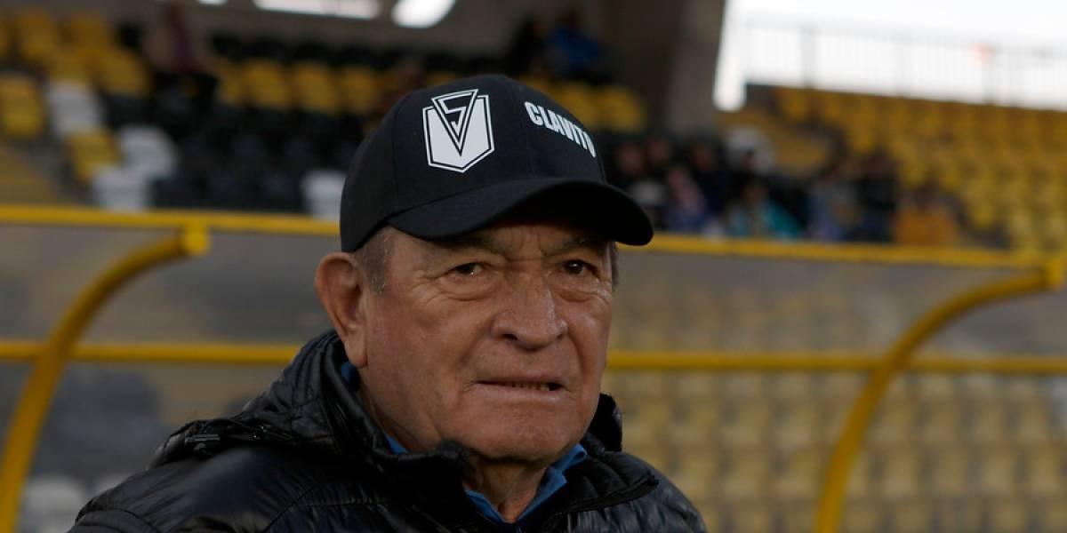 """Se enojó Clavito Godoy: """"A mí me castigaron con cuatro partidos y a Guede con uno"""""""