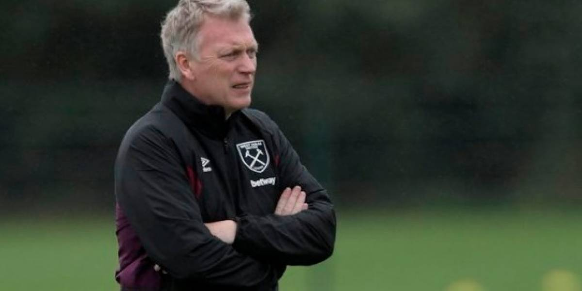 Chicharito y David Moyes se reencuentran en el West Ham