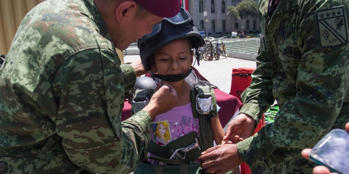 Gobierno de México defiende labor de fuerzas armadas tras informe de WOLA