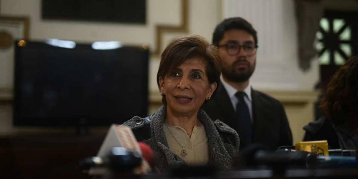 Estos son los aportes no reportados por el partido Encuentro por Guatemala