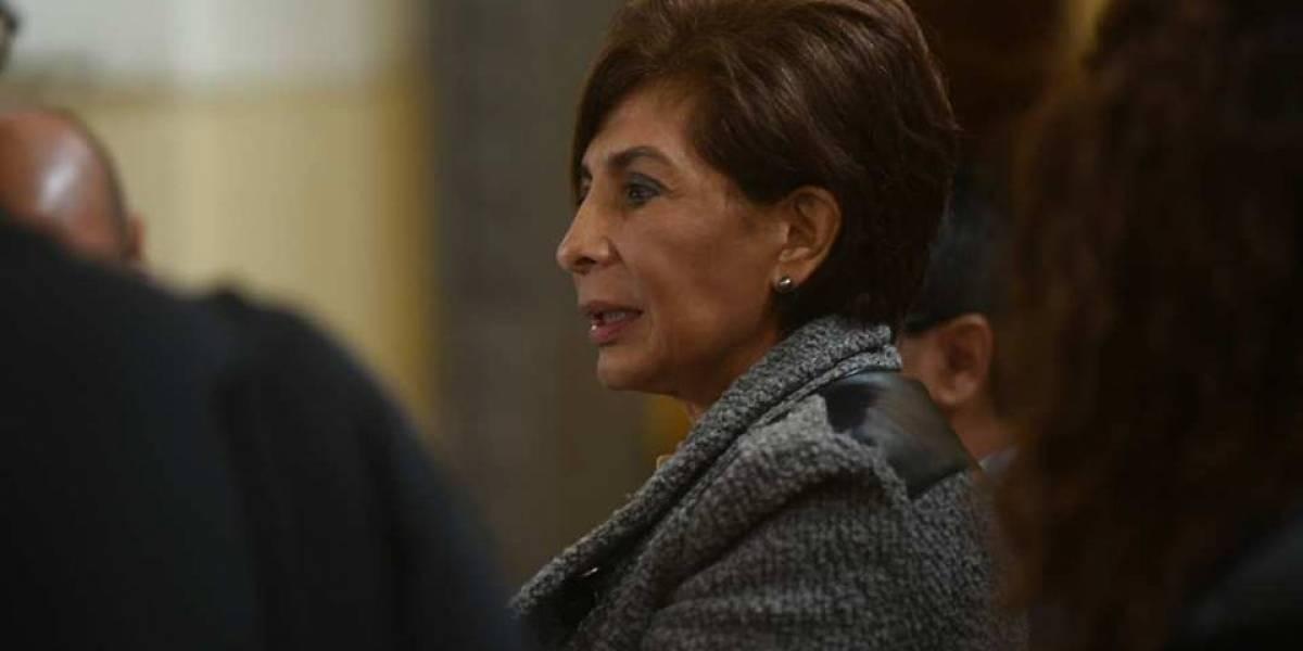 """Nineth Montenegro """"Mi respeto siempre al MP y a CICIG por su esfuerzo de investigar"""""""