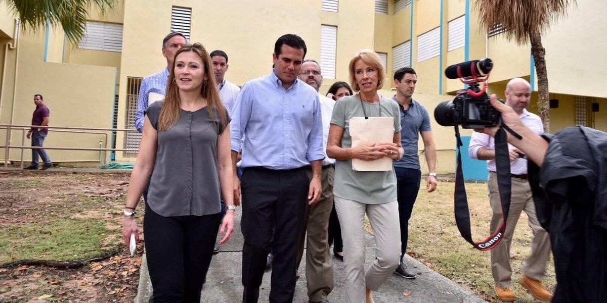 Educación federal otorgará dos millones a la isla