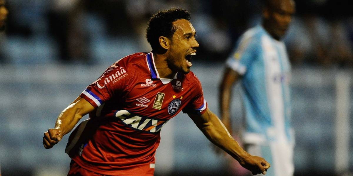 Bahia vence o Avaí e já sonha com vaga na Libertadores
