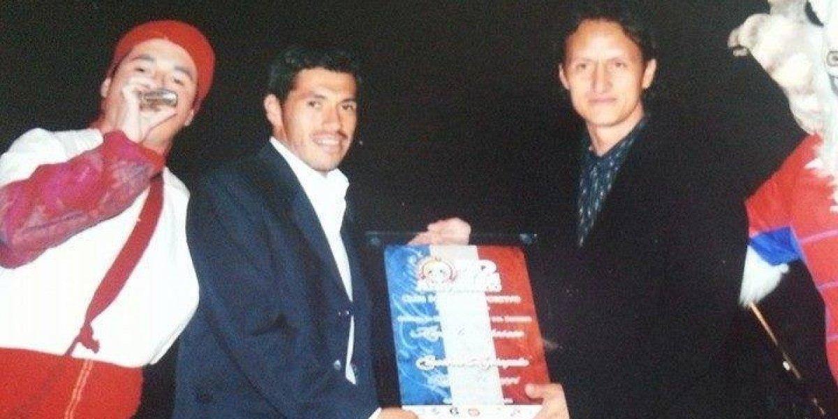 ¿En qué clubes de futbol jugó Emerson Marroquín antes de ser señalado de asesinato?