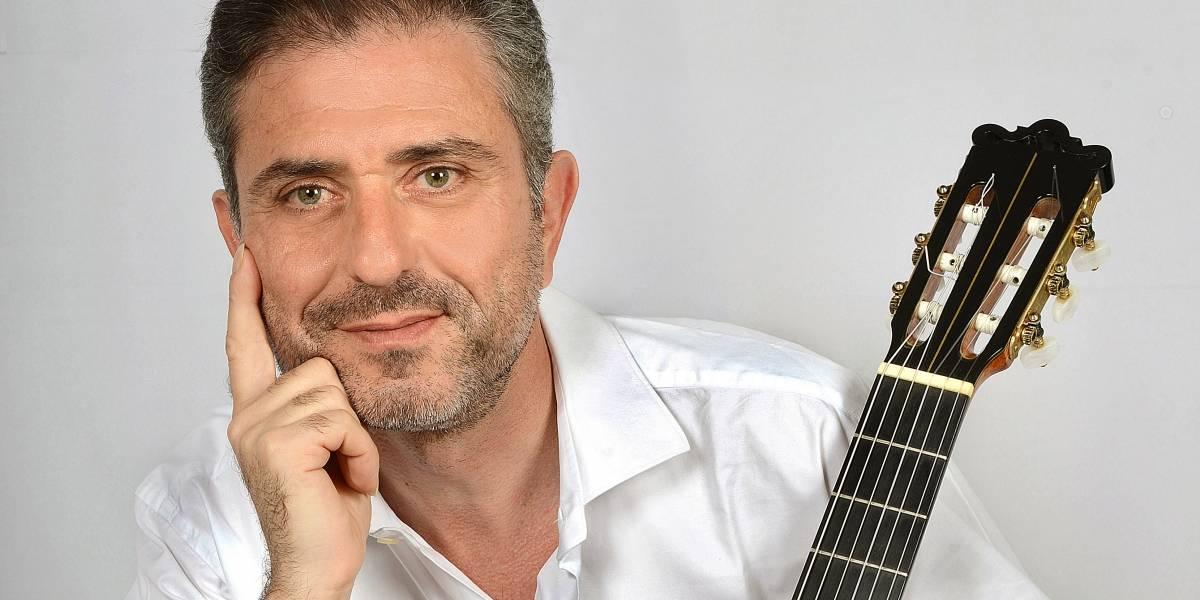 El guitarrista Simón Schembri tocará por primera vez en el país