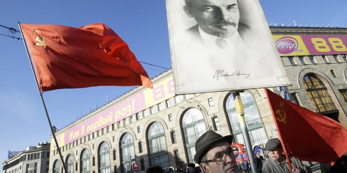 A cien años de la Revolución Rusa, los rusos no quieren la revolución