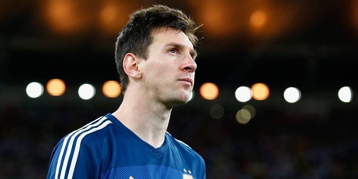 """""""Si gano el Mundial yo…"""" la promesa de Leo Messi si sale campeón en Rusia 2018"""