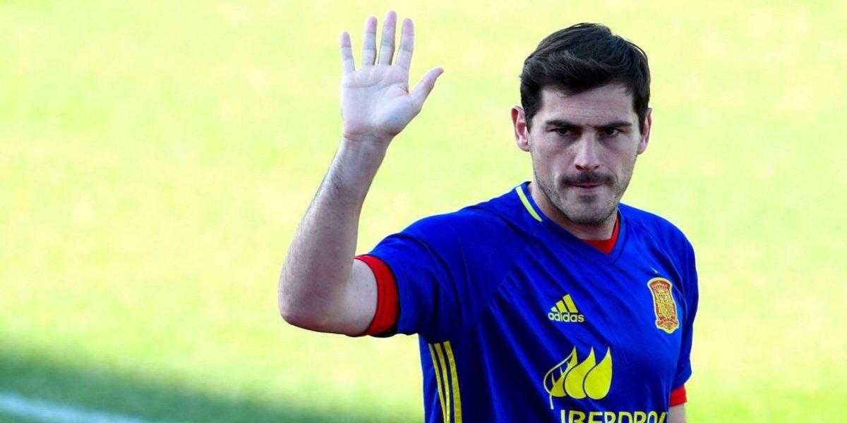 Iker Casillas revela que su retiro está cerca